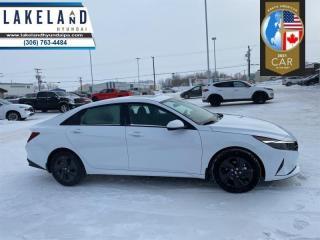 New 2021 Hyundai Elantra Preferred w/Sun & Tech Package IVT  - $162 B/W for sale in Prince Albert, SK