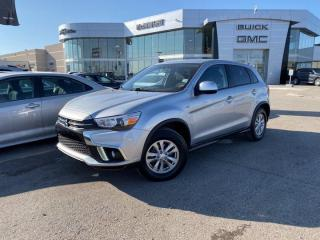 Used 2019 Mitsubishi RVR SE AWD   Heated Seats   Touchscreen Radio for sale in Winnipeg, MB