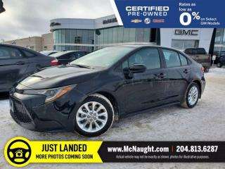 Used 2020 Toyota Corolla LE FWD | Power Sunroof | Radar Cruise Control for sale in Winnipeg, MB