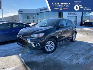 Used 2019 Mitsubishi RVR SE AWD | Heated Seats | Touchscreen Radio for sale in Winnipeg, MB