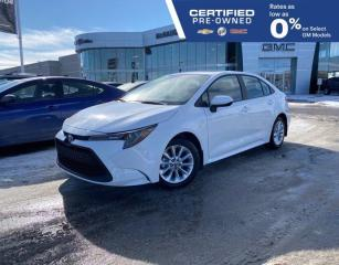 Used 2020 Toyota Corolla LE FWD | Touchscreen Radio | Radar Cruise Control for sale in Winnipeg, MB