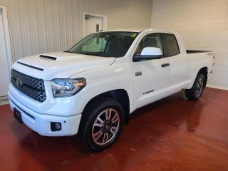 Used 2018 Toyota Tundra TRD Sport Double Cab for sale in Pembroke, ON