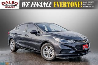 Used 2017 Chevrolet Cruze LT /  BACKUP CAM / HEATED SEATS / USB / for sale in Hamilton, ON