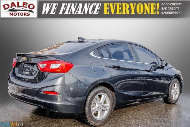 2017 Chevrolet Cruze LT /  BACKUP CAM / HEATED SEATS / USB / Photo8