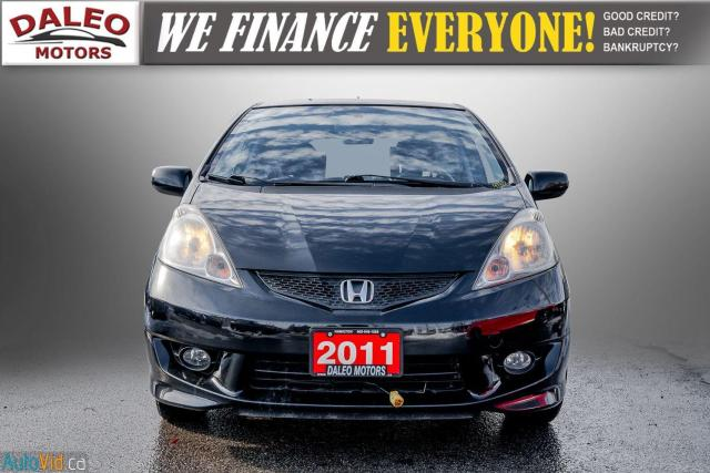 2011 Honda Fit LX / ACCIDENT FREE / LOW MILES / USB INPUT Photo3