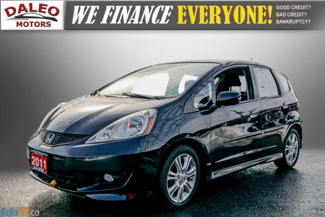 2011 Honda Fit LX / ACCIDENT FREE / LOW MILES / USB INPUT Photo4