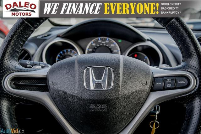 2011 Honda Fit LX / ACCIDENT FREE / LOW MILES / USB INPUT Photo22