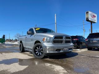 Used 2017 RAM 1500 SLT | 4X4 | CAM | 2 SETS OF RIMS for sale in London, ON
