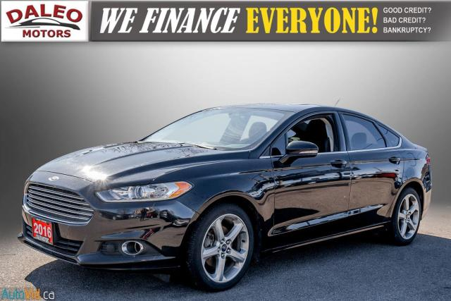 2016 Ford Fusion SE / REMOTE START / MOON ROOF / BACK UP CAM,/ Photo3