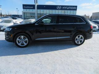 Used 2018 Audi Q7 KOMFORT/7PASS/LEATHER/SUNROOF/HEATED SEATS for sale in Edmonton, AB