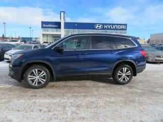 Used 2018 Honda Pilot 7 PASS/DVD/LEATHER/APPLE CAR PLAYSUNROOF for sale in Edmonton, AB
