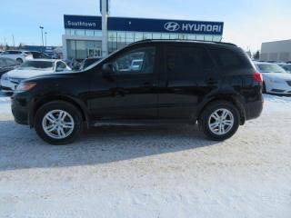 Used 2012 Hyundai Santa Fe GL/V6/AWD/AIR/HEATED SEATS for sale in Edmonton, AB