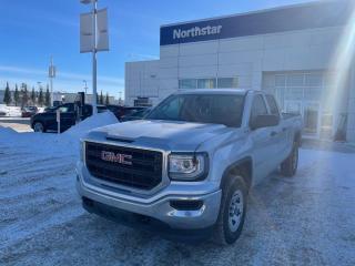 Used 2018 GMC Sierra 1500 V8 DOUBLECAB/HEATEDSEATS/BACKUPCAM/BLUETOOTH/CRUISE for sale in Edmonton, AB