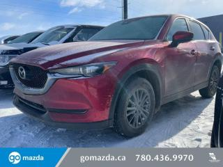 Used 2017 Mazda CX-5 GS - AWD, HALF LEATHER,CLOTH, HEATED SEATS, BACK UP AND MUCH MORE! for sale in Edmonton, AB