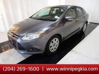 Used 2014 Ford Focus SE **Heated Seats, Cruise!* for sale in Winnipeg, MB