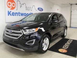 Used 2017 Ford Edge SEL | AWD | Back Up Camera | Heated Seats | One Owner | Clean Carproof for sale in Edmonton, AB