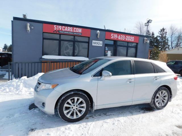 2013 Toyota Venza AWD | 2 Sets of Tires