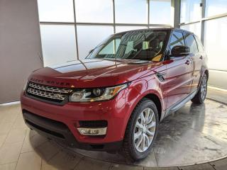 Used 2015 Land Rover Range Rover Sport No accidents - Low Mileage! for sale in Edmonton, AB