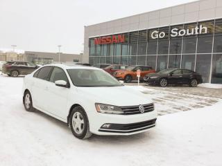 Used 2017 Volkswagen Jetta Sedan MANUAL, SUNROOF, HEATED SEATS for sale in Edmonton, AB