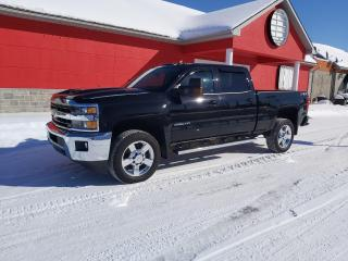 Used 2019 Chevrolet Silverado 2500 LT for sale in Cornwall, ON
