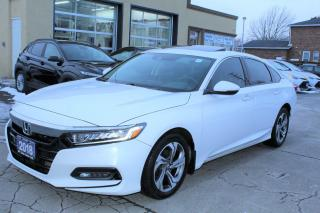Used 2018 Honda Accord EX-L for sale in Brampton, ON