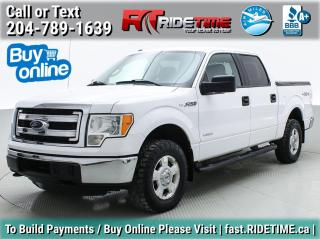 Used 2013 Ford F-150 XLT for sale in Winnipeg, MB