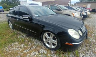 Used 2005 Mercedes-Benz E-Class 4dr Sdn 5.0L 4MATIC for sale in Windsor, ON