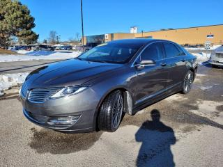 Used 2015 Lincoln MKZ 4DR SDN AWD for sale in Windsor, ON