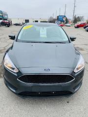 Used 2017 Ford Focus SE SEDAN for sale in Windsor, ON
