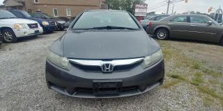 Used 2010 Honda Civic 4dr Auto DX-G for sale in Windsor, ON
