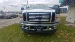 Used 2009 Ford F-250 Super Duty Lariat 4WD Crew Cab 156 XL for sale in Windsor, ON