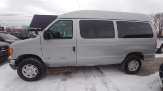 Used 2007 Ford Econoline Cargo Van E-350 SUPER DUTY COMMERCIAL for sale in Windsor, ON