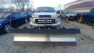 Used 2010 Ford F-150 4WD SuperCab 163 XL w/HD Payload Pkg for sale in Windsor, ON