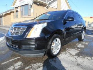 Used 2011 Cadillac SRX 3.0 Luxury Loaded Laether Panoramic Roof 182,000Km for sale in Rexdale, ON