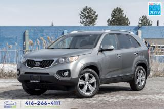 Used 2012 Kia Sorento EX AWD One owner Clean Carfax Remote start  for sale in Bolton, ON