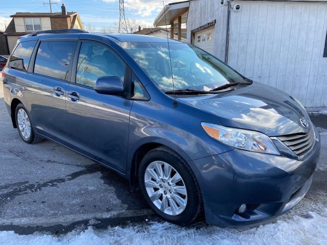 2014 Toyota Sienna XLE ** BLIND SPOT WARN, BACK CAM, HTD LEATH **