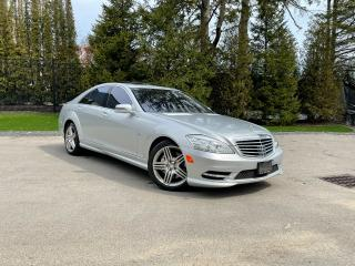 Used 2012 Mercedes-Benz S-Class S 550 for sale in Oakville, ON