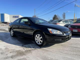 Used 2005 Honda Accord EX V6 for sale in North York, ON