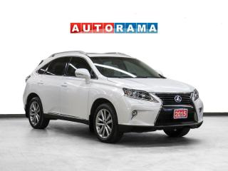 Used 2015 Lexus RX 350 AWD SportDesign Leather Sunroof Backup Camera for sale in Toronto, ON