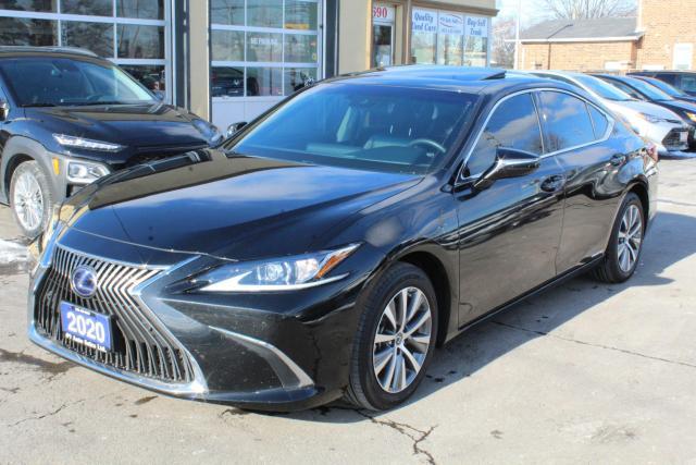 2020 Lexus ES ES 300h Hybrid Premium