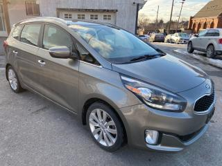 Used 2015 Kia Rondo EX Luxury ** BACK CAM, HTD LEATH, BLUETOOTH  ** for sale in St Catharines, ON