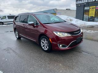 Used 2017 Chrysler Pacifica Limited for sale in North York, ON