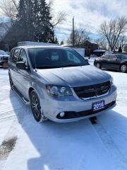 Used 2016 Dodge Grand Caravan SXT Plus Extra Low KM No Accidents for sale in Windsor, ON