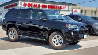Used 2019 Toyota 4Runner SR5 4WD for sale in Oakville, ON