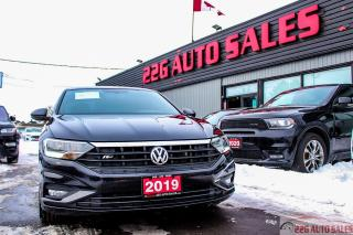Used 2019 Volkswagen Jetta Highline R-Line|ACCIDENT FREE|BACKUP CAM|SUNROOF| for sale in Brampton, ON