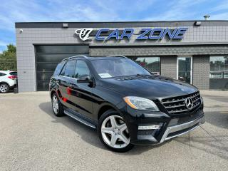 Used 2014 Mercedes-Benz M-Class ML 550 for sale in Calgary, AB