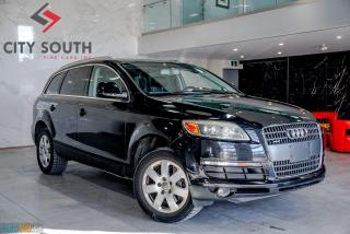 Used 2007 Audi Q7 PREMIUM - Approval->Bad Credit-No Problem for sale in Toronto, ON