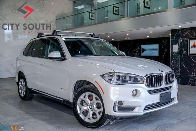 2015 BMW X5 xDrive35d - Approval->Bad Credit-No Problem