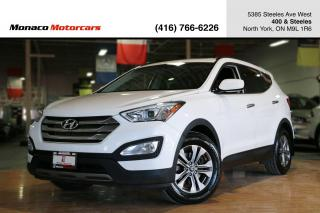 Used 2015 Hyundai Santa Fe Sport Premium - HEATED SEAT|BLUETOOTH|2xRIM&TIRES for sale in North York, ON