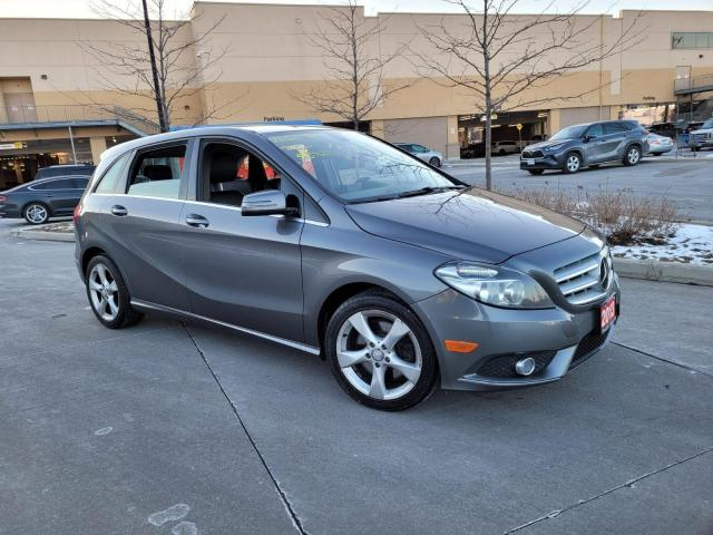 2013 Mercedes-Benz B250 Auto, Leather, Navigation,3/Y Warranty available